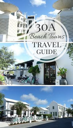 Check out my 30A travel guide as I break down the top things to do at my favorite beach towns, where to stay, and places to eat.