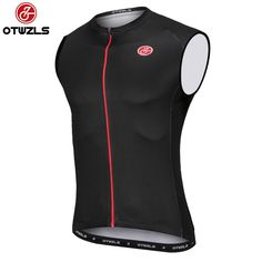 46eeb2e7035e31 OTWZLS summer cycling clothing men shirt sleeveless cycling jersey high  quality zipper breathable bicycle jersey wear