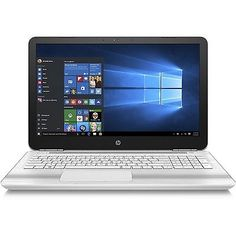 "HP Pavilion 15-au000 15-au091nr 15.6"" Touchscreen Notebook - Intel Core i5 (6th"