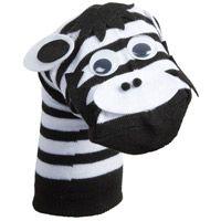 Sokpoppen! In dit knutselpakket zit alles wat je nodig hebt om drie sokpoppen te maken - DIY Craft Kit sock puppets @TrendySpeelgoed