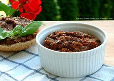Qchenne-Inspiracje! FIT blog o zdrowym stylu życia i zdrowym odżywianiu. Kaloryczność potraw. : Wegetariańska/wegańska pasta kanapkowa do wszechst...