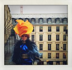 #EffieBarbie in Karen Alder in Paris