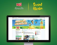 """Check out new work on my @Behance portfolio: """"Nu green Tea   Social Media"""" http://be.net/gallery/51169383/Nu-green-Tea-Social-Media"""