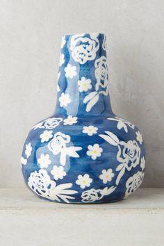 Leah Goren Welcome Spring Vase