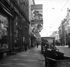 Kruiskade met bioscoop scala 1939