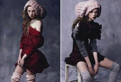 Wild Rose - Vogue Australia   For Every Minute