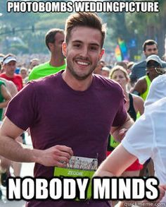 The Ridiculously Photogenic Guy :)