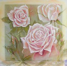 Логинова Светлана. Розы