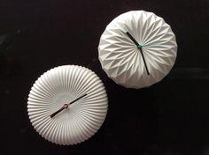 Wall clocks from the danish design duo Mølgaard & Marcussen