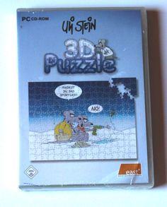 Uli Stein Vol. 1 - 3D Puzzle für PC in OVP!Neu!