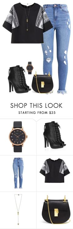 """""""Show JT"""" by thatyc ❤ liked on Polyvore featuring Marc Jacobs, Miu Miu and Chloé"""