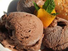 glace au chocolat (au thermomix) | Couleurdevie