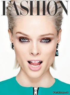 Коко Роша для апрельского номера Fashion