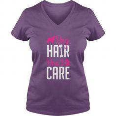golden retriever hair dont care t shirt  V-Necks T-Shirts, Hoodies ==►► Click Image to Shopping NOW!