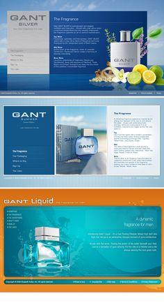 Gant Fragrances  2006