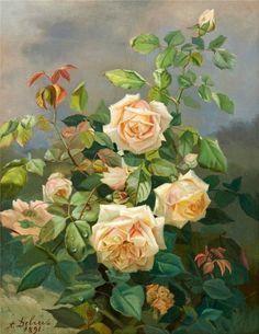 Французский художник  Alexandre Debrus