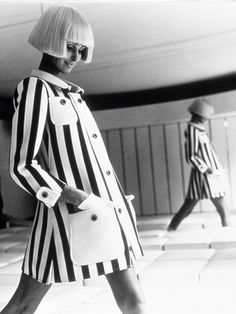 Factory Girl OKI would not wear patch pockets and wide stripes, I'm too small but love the idea