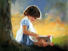 DIVAGAR SOBRE TUDO UM POUCO: Donald Zolan - O Pintor das Crianças
