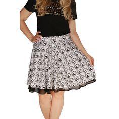 Stormtrooper Circle Skirt