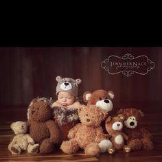 Jennifer Nace Photography. I love teddy bears. :-)