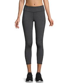 4593f508b7e525 Marc NY Performance Mesh-Star Capri Leggings