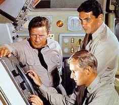 Voyage to the Bottom of the Sea is a American science fiction television series based on the 1961 film of the same name. Science Fiction, Richard Basehart, 1960s Tv Shows, Nostalgia, Sci Fi Tv, Cinema, Childhood Days, Old Shows, Tv Ads