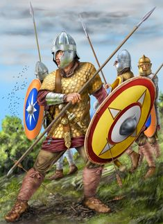 roman legionaries limes of the danube