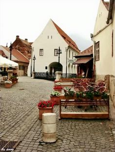 Late autumn in Sibiu, Romania photo on Sunsurfer The Beautiful Country, Beautiful Homes, Beautiful Places, Sibiu Romania, Romania Travel, Late Autumn, Medieval Town, Travel Inspiration, Places To Visit
