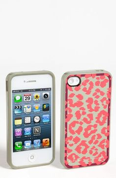 MARC BY MARC JACOBS 'Rita the Cheetah' iPhone 5 Case available at #Nordstrom