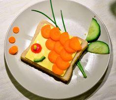 Baby, Kind und Meer: CREATIVE FOOD