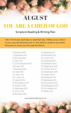 Bible Reading Plan Bible reading/writing plans   Bible reading
