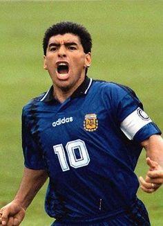 Mama, ho visto Maradona!