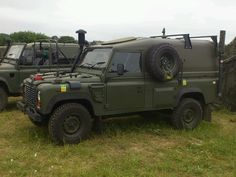Land Rover 110 XD Winterised & Waterproofed FFR Bowman