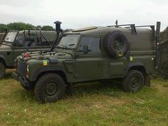 Land Rover 110 XD Winterised & Waterproofed FFR Bowman