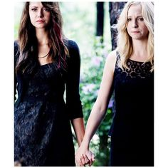 We Heart It ❤ liked on Polyvore featuring vampire diaries