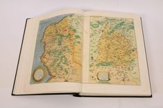 The Atlas, by the cartographer Abraham Ortelius, was realized in 1570, and is…