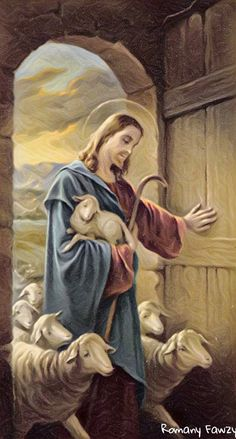 Jesus Mercy, Jesus Our Savior, Jesus Faith, Christ The Good Shepherd, Lord Is My Shepherd, Lds Pictures, Religious Pictures, Jesus Pastor, Superman Artwork