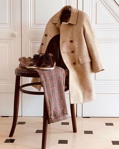 Outfit of the moment for my boy. Vintage Coat, Mavis, My Boys, Kids Fashion, Trousers, In This Moment, Lifestyle, Jackets, Outfits