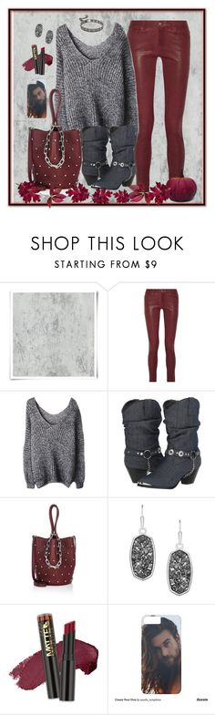 """""""Cute and Comfy"""" by dobesht ❤ liked on Polyvore featuring Designers Guild, Frame, Dingo, Alexander Wang, Kendra Scott and L.A. Girl"""