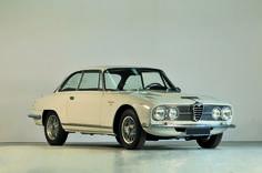 1964 Alfa Romeo 2600 Sprint | I6, 2,584 cm³ | 145 bhp / 108 kW | Design: Giorgetto Giugiaro, Bertone