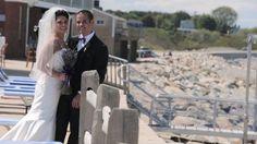 Plymouth Rocks Wedding Memorial Day Weekend 2014  http://mcelroyweddings.com/ http://bostonhdweddings.com/ http://www.facebook.com/mcelroyweddings
