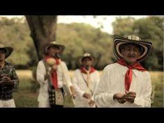▶ Campo Alegre - Los Gaiteros de San Jacinto / Así tocan los indios (VIDEOCLIP OFICIAL HD) - YouTube