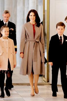 The Danish Royal Family: 10/14/2016: Today Queen Margrethe II, Crown Princess Mary, Prince Christian, Princess Isabella, Prince Joachim, Princess Marie, and Princess Benedikte attended a reception for the Danish Olympic and Paralympic athletes at Christiansborg Palace. Crown Prince Frederik was also scheduled to attend but had to sit this one out as he is suffering from a fracture of his cervical spine.