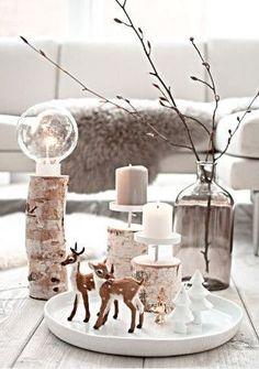 Kerst op tafel: versier je huis