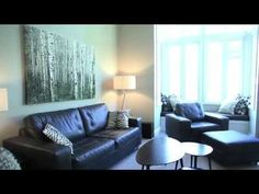 Collingwood Vacation Rental - VRBO 478767 - 2 BR Ontario Condo in Canada, Ski in/Out, Luxury Condo on Blue Mtn,★★★★★ Star Reviews, Watch Our Video Tour! Mountain Vacations, Luxury Condo, Blue Mountain, Ontario, Ski, Canada, Couch, Furniture, Home Decor