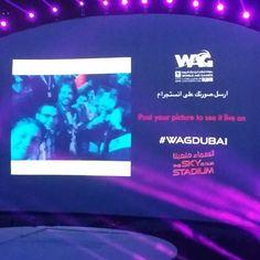 We did it AGAIN  Thanks #wagdubai :)