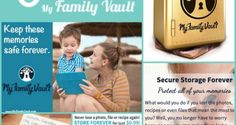 Protect Your Memories with My Family Vault