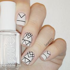 30 best fashion ideas for manicure for the winter of 2018 - Mauve Nails, Shellac Nails, Nail Polish, Nail Art Designs, Get Nails, Types Of Nails, Fabulous Nails, Winter Nails, Nails Inspiration