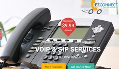 Talk about the best cloud VOIP providers in the market, and http://ezconnect.us/ is the one name that stands atop all the other names present in the market today.