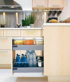 Para sacar más partido a la cocina hay que pensar hasta el último detalle, para que resulte práctica, cómoda y funcional.